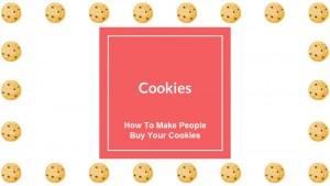 Selling Cookies
